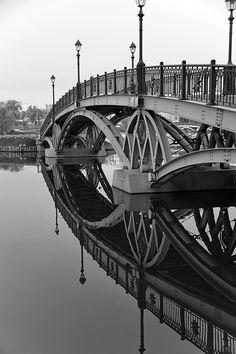 Bridge, Moscow, Tsaritsyno