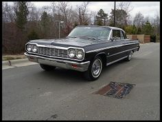 1964 Chevrolet Impala SS  327/300 HP, 4-Speed at Mecum Auctions