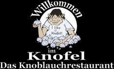 Knofel - Das erste & einzige Berliner Knoblauchrestaurant (****)