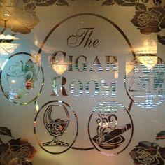 Cigar Room at Shilo Inn Airport Portland Oregon