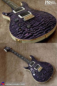 PRS Paul Reed Smith Private Stock Brazilian #5175 Custom 24 lefty Purple Mist
