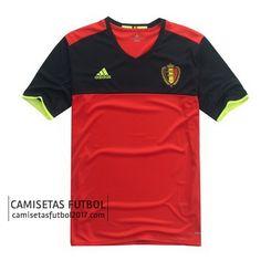 Primera camiseta de Belgica Euro 2016 €15,5