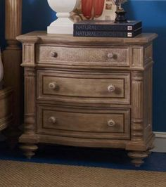 New Caledonia Nightstand | Fine Furniture Design | Home Gallery Stores