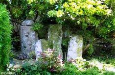 decorar con piedras el jardin 4