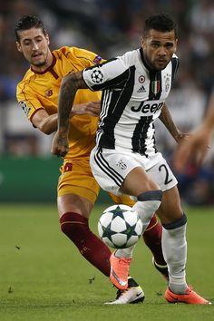 Juventus-Sevilla en imágenes