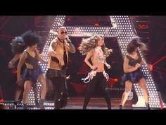 Anahi Feat Wisin - Rumba (Premios Juventud 2015) HD