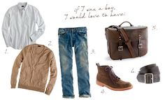 This is a great combo.  <3 Jcrew!