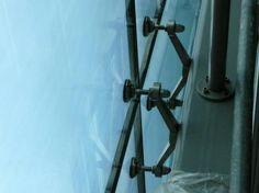 WG System - mocowania punktowe, daszki szklane, zadaszenia, fasady, balustrady, elewacje, żebra