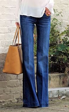 Love this entire look ... Especially the jeans!
