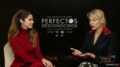 Entrevista a Juana Acosta y Belén Rueda por 'Perfectos desconocidos'