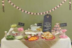 bridal shower decorations - Google Search