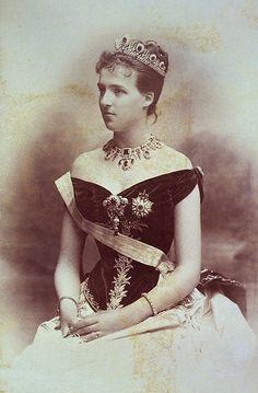 SM A RAINHA DONA AMELIA DE PORTUGAL | Flickr - Photo Sharing!