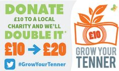 [news] Grow Your Tenner launch date is 17 October