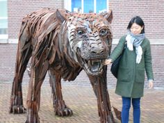 Outside Outsider Art Gallery Hermitage Amsterdam