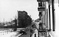 Okopowa i MC Skłodowskiej, 1944 źródło: rodzina płk. E.Czaplińskiego
