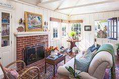 Rattlebridge Farm: Tour a Laguna Beach Cottage