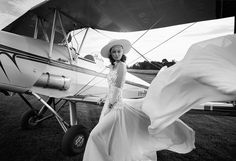 The Aviator Collection by Suzanne Harward. Shot by Sam Bisso.