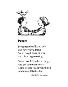 langleav:  Some people talk and talk, and never say a thing…