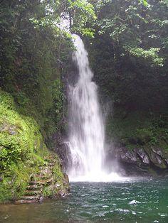 Malabsay Falls, Cam Sur
