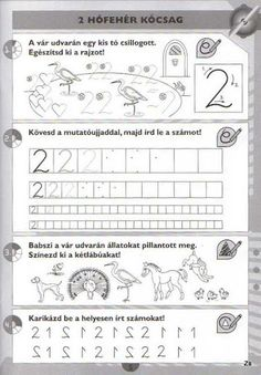 Kispilóta- Számírka - Kiss Virág - Picasa Webalbumok Preschool Math, Preschool Worksheets, Simple Math, Tracing Worksheets, Writing Numbers, Math For Kids, Speech Therapy, Alphabet, Homeschool