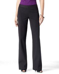 Modern cotton stretch pant