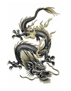 3D Chinese Dragon Tattoo Free Tattoo Design Ideas Wallpaper