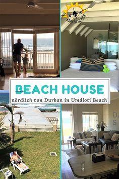 #Unterkunft in #südafrika bei #durban Tolles Beach Haus Strand für die gesamte Familie #familienurlaub #urlaub
