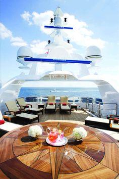 Most Luxurious Yacht Interior | Diamonds are Forever private yacht charters Elite Yacht Charters ...