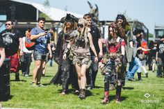 HELLFEST Open Air 2015 - by Nicko Guihal Punk, France, Metal, Style, Fashion, Swag, Moda, Fashion Styles, Metals