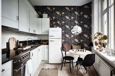 my scandinavian home: small spaces Small Apartments, Small Spaces, Small Rooms, Küchen Design, Interior Design, Interior Modern, Interior Colors, Modern Decor, Sweet Home