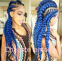See, only a certain texture is strong enough to carry the weight of these braids. | 17 Photos That Prove Cornrows Are For Black Girls