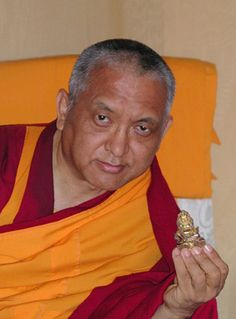 Living the daily life with bodhicitta motivation ~ Lama Zopa http://justdharma.com/s/0dqoh  The whole thing, so many practices, all come down to live the daily life with bodhicitta motivation to put all the effort in that whatever you do. This way your life doesn't get wasted and it becomes full of joy and happiness, with no regrets later, especially when you die and you can die with a smile outside and a smile in the heart.  – Lama Zopa Rinpoche  source…