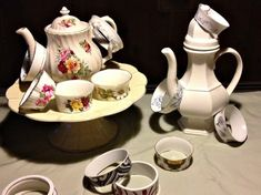 40 Ideas of How To Reuse Tea Cup Artistically | Daily source for inspiration and fresh ideas on Architecture, Art and Design