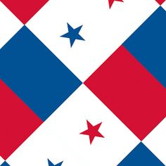 Smartphone Case - Flag of Panama - Diagonal