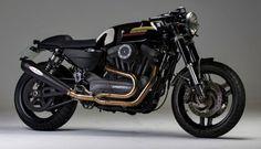Harley Davidson XR 1200 Cafe Racer CRD#46 - Cafe Racer Dreams