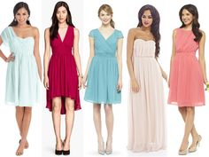 Cheap Bridesmaid Dresses: 55 Bridesmaid Dresses Under $100 | TheKnot.com