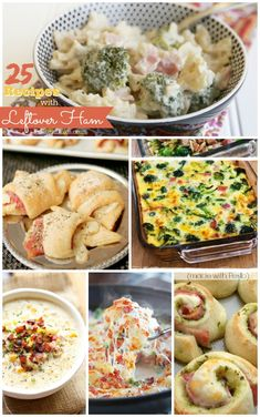25 Recipes with Left