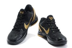 Nike Zoom Kobe Vi Black Yellow