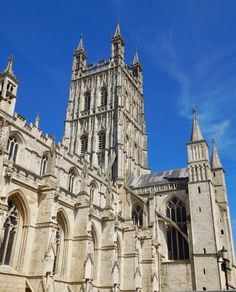 https://flic.kr/p/TuqVrE | Gloucester Cathedral