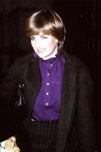 Diana, January 1981 Pre-Engagement in London