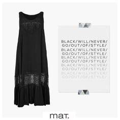 b76595b4e9d1 When in doubt... wear black! Η αγάπη μας για το μαύρο χρώμα