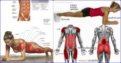 5 Plank Exercises That Work More Than Just Your Abs! Holding a plank can seem like an eternity sometimes. Time slows to a crawl. It's mind over matter. You, versus your quivering abdominals. Caught staring at the stopwatch again? Me, too. But the benefits of a good core workout keep us planking. The humble plank …