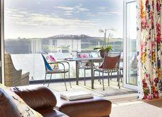 Harbour View Balcony
