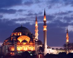 Istanbul. Gorgeous architecture.
