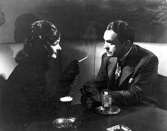 Joan Bennett, Edward G. Robinson ~ Woman in the Window ~
