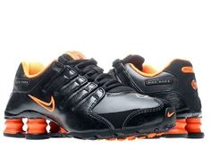 0a7b19351669 Nike Shox NZ SI Plus (GS) Boys Running Shoes 317929-019 Nike.  84.95