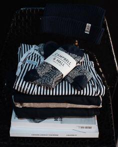 Men's Gifts. #gifts #menswear #stripes #socks