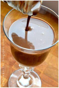 Anula w kuchni: Likier kukułkowo - czekoladowy