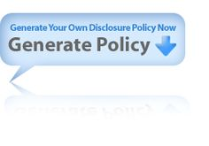 disclosure policy statement