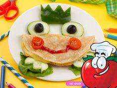 platillo saludable para niños de preescolar